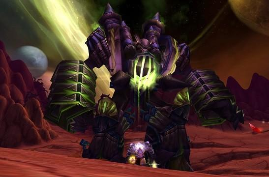 Warlords of Draenor: Build your own fel reaver