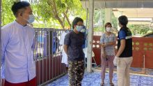Police in Thailand arrest 3 journalists who fled Myanmar