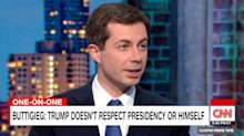 Pete Buttigieg: I Don't Respect Donald Trump And He Doesn't Respect Himself