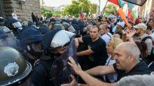 Dutzende Verletzte bei Protesten gegen Regierung in Bulgarien