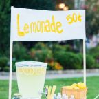 Five-Year-Old Socked With $200 Fine—For a Lemonade Stand