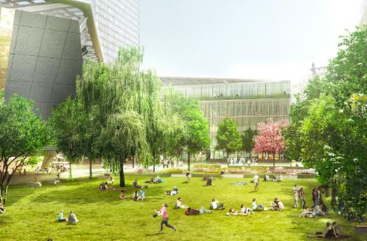 NY approves Cornell Tech's applied sciences campus on Roosevelt Island
