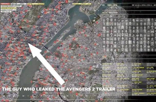 Court demands Google hand over the identity of 'Avengers 2' trailer leaker