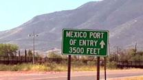 Company offers educational tours of US border with Mexico