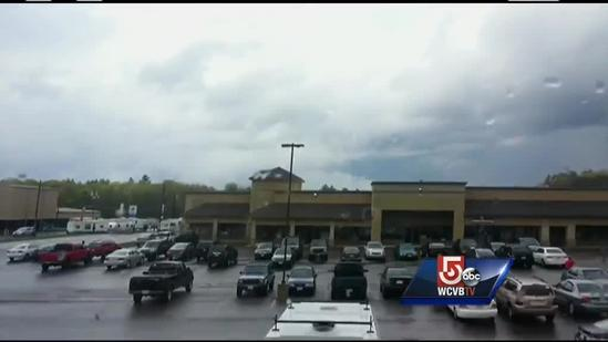 Stoughton workers report possible tornado