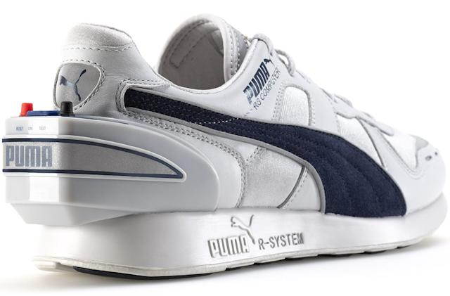 Puma revives its 1986 smart shoe for the modern era