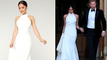 Fashion Nova releases £35 version of Meghan Markle's Stella McCartney wedding dress