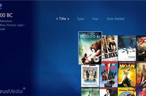 Niveus Movie Library 1.5 offers high-res cover art, wider catalog support
