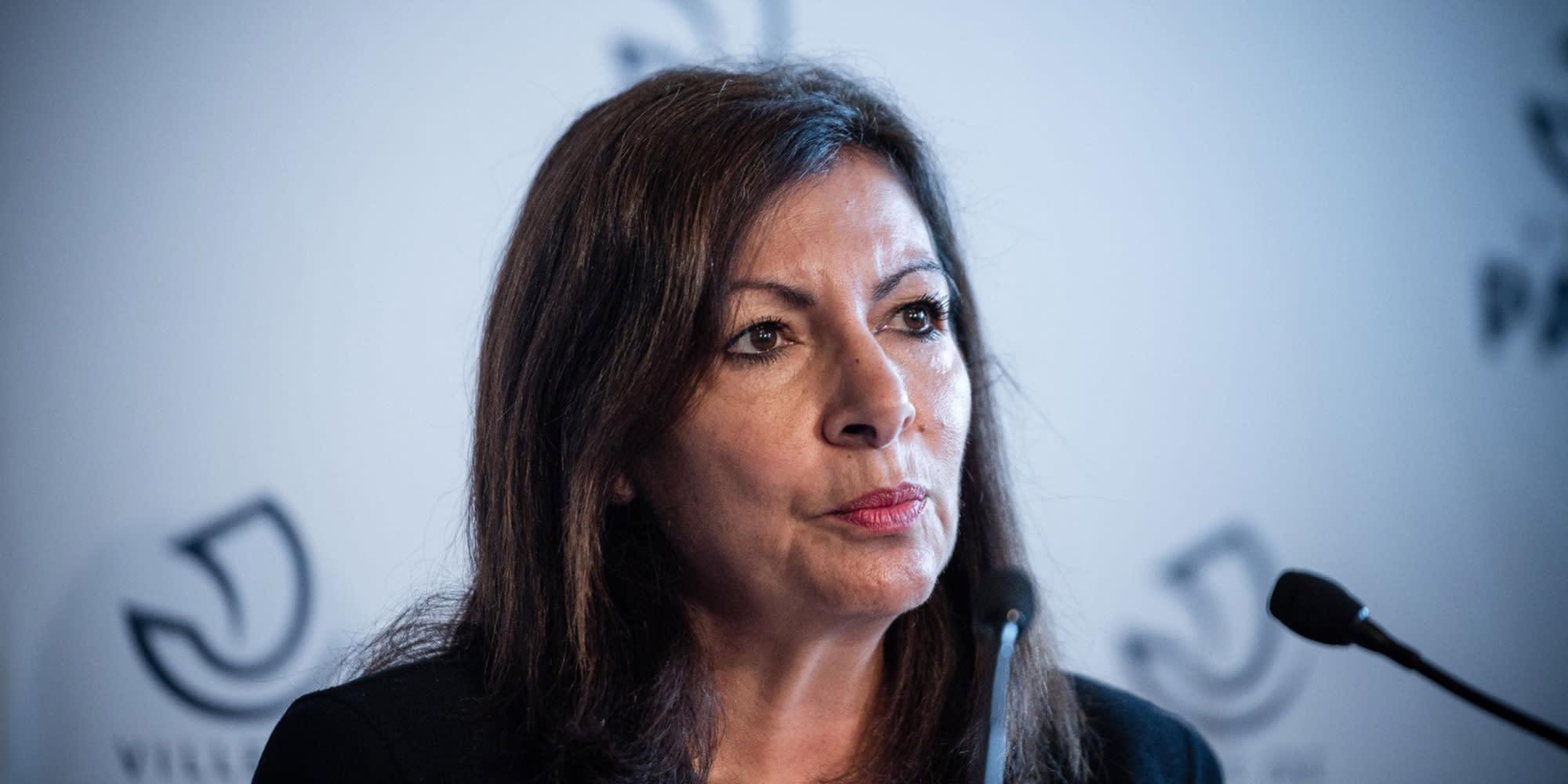 Présidentielle de 2022 : Anne Hidalgo ébauche les contours d'une candidature