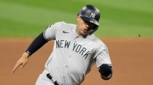 Yankees' Gleyber Torres scores wild run from 1st on ball that never leaves the infield