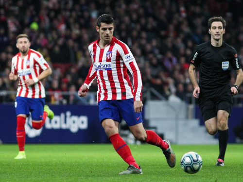 Liga : Eibar-Atlético Madrid en direct