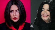 Michael Jackson? Cleo posta foto e internautas notam semelhança com cantor