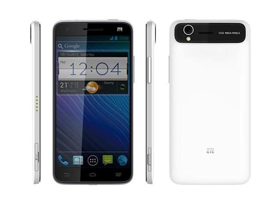 ZTE Grand S unveiled: at 6.9mm, it's the 'world's thinnest' 5-inch, 1080p phone