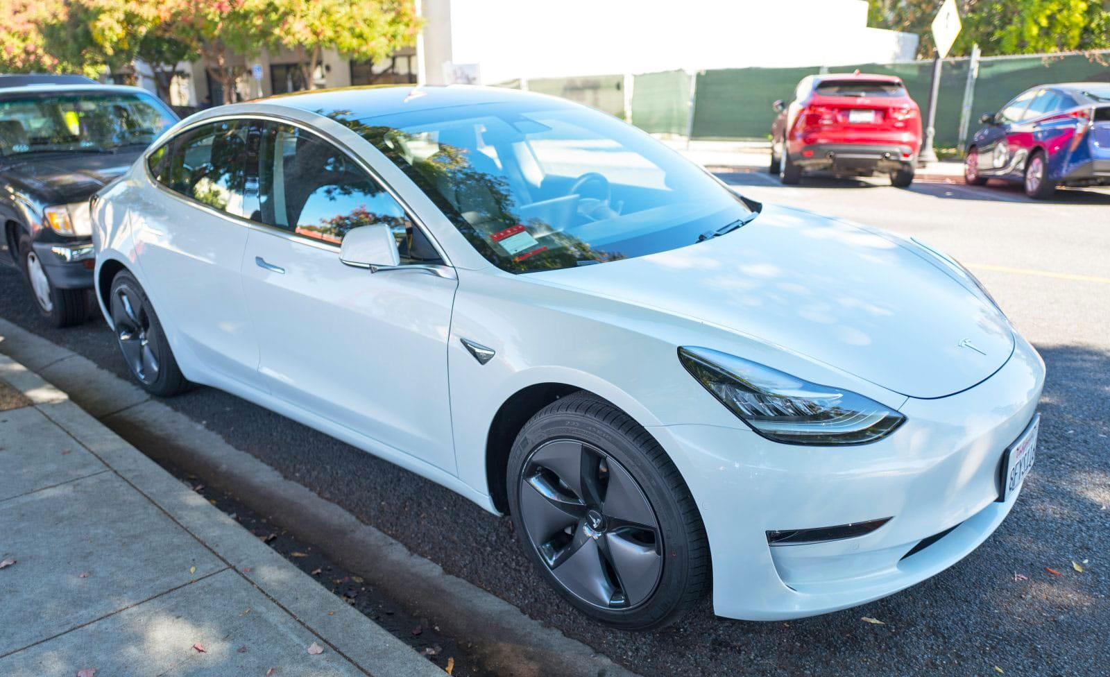 Tesla starts locking down features on entry-level Model 3