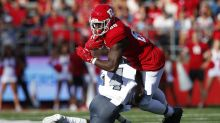 Rutgers tight end uses rear end for incredible catch