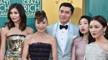'Crazy Rich Asians' sparkles at N.America box office