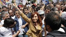 Argentina ex-leader Fernandez in court over corruption case