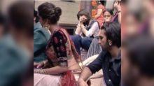 Ranveer Is Besotted With Deepika in Throwback Pic From 'Ram-Leela'