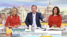 Piers Morgan urges Gary Lineker to 'attack' the BBC over salary increases