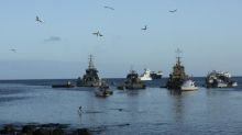 Alarm over discovery of hundreds of Chinese fishing vessels near Galápagos Islands