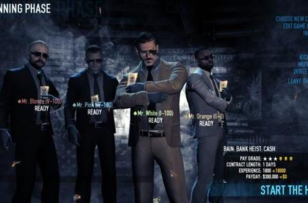 Payday 2 'Infamy' DLC gives career criminals a fresh start