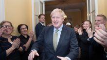 European markets soar after Boris Johnson's victory