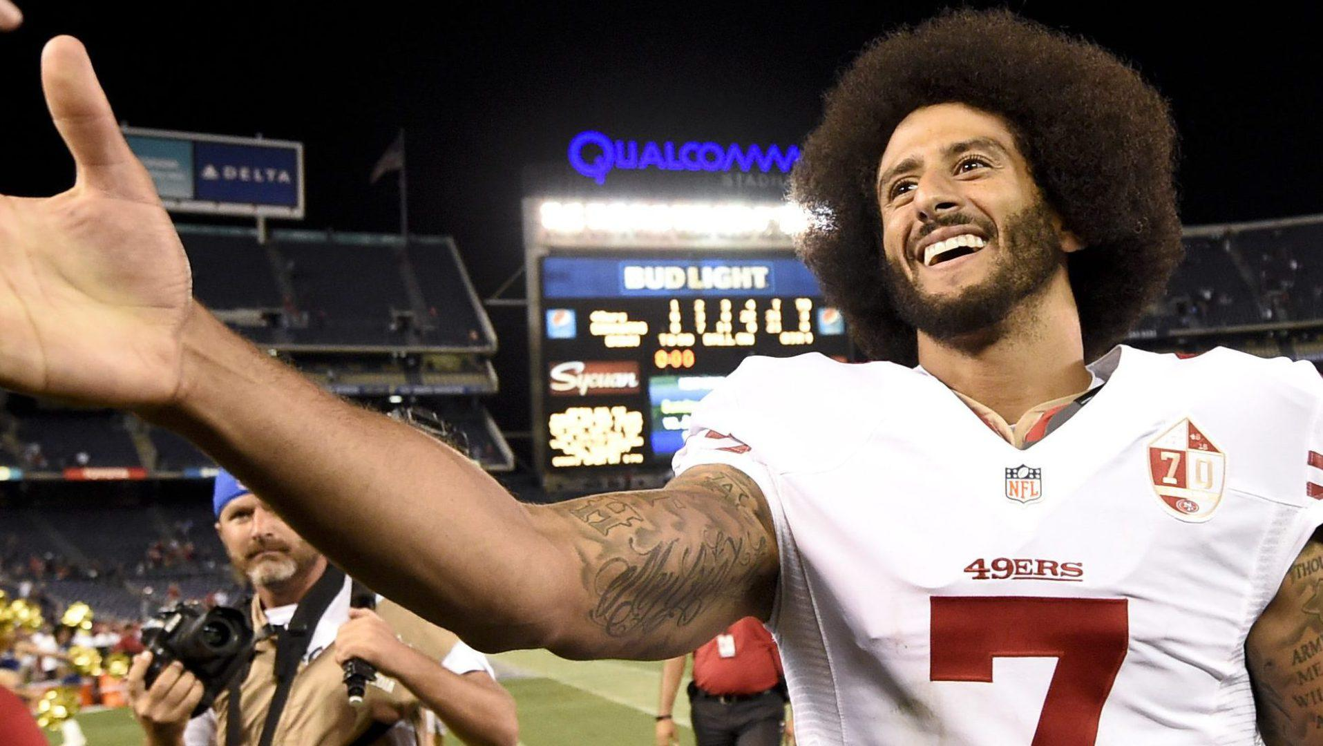 Elway's Kaepernick comments could be problematic for NFL