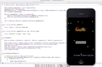 Beyond controller support what else does iOS 7 have to offer game developers?