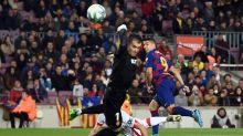 La talonnade exceptionnelle de Luis Suarez avec le Barça