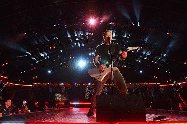 Metallica is releasing a remastered 1982 demo... on cassette