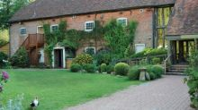 The play's afoot! Watermill reopens with outdoor Sherlock Holmes comedy