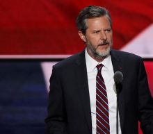 Jerry Falwell Jr. says he'll only wear a mask featuring Virginia Gov. Ralph Northam's blackface yearbook photo