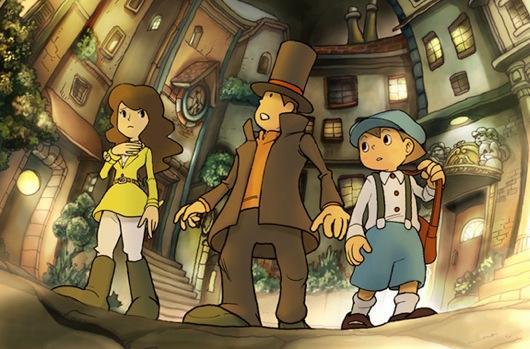 Professor Layton and the Last Specter review: Mystery in Misthallery