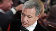 Disney amends CEO Iger's pay package