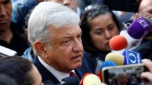 Mexico presidential front-runner plans steps to halt 'corrupt' new airport