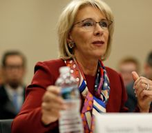 DeVos Finally Agrees Federal Dollars Shouldn't Fund LGBTQ Discrimination In Schools