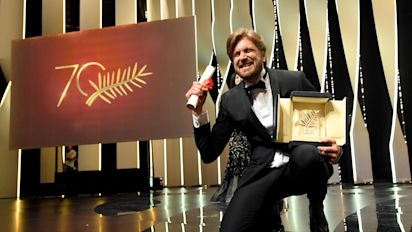Cannes 2017: Ruben Östlund wins Palme d'Or for The Square