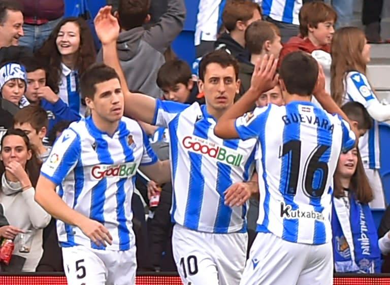 Real Sociedad Volta U00e0 Final Da Copa Do Rei Depois De 32 Anos