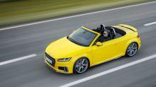 Audi dévoile les prix de son TT restylé