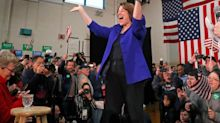 Amy Klobuchar Surges To Top Tier In New Hampshire Primary