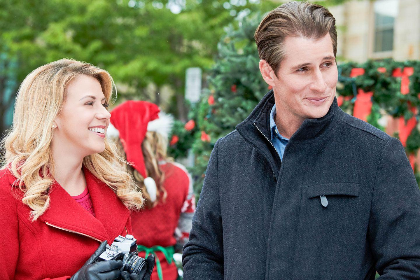 Hallmark's New Christmas Movie Was Filmed in a Small Town You'll Want to Move to ASAP