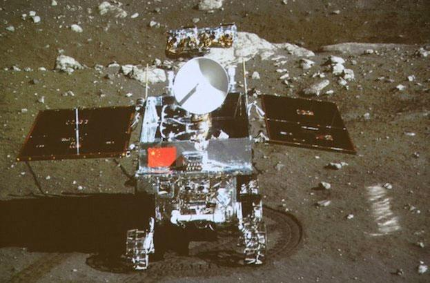 RIP: China's Jade Rabbit rover dies on the moon (update: it came back to life!)