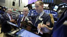 Broad rally helps stocks end a choppy week slightly higher
