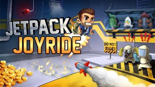 Jetpack Joyride sells over a million copies on PSN