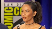 Olivia Munn Talks About Her Experience Making — and Meeting — 'The Predator'