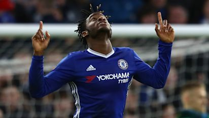 Arsenal 0 Chelsea 3: Batshuayi brilliance downs Gunners