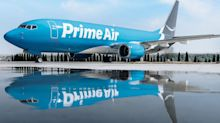 Amazon adds first ever refurbished Boeing 737 to Prime Air cargo fleet