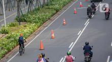 Buat Jalur Sepeda, Pemda Diminta Tak Tiru Jakarta