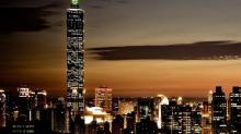 因為熱帶暴風,台北位居「全球城市風險指數」第四高