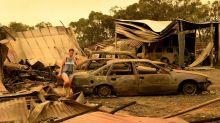 Bushfires claim 22 homes in northern NSW